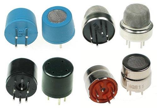 Environmental sensors from Futurlec