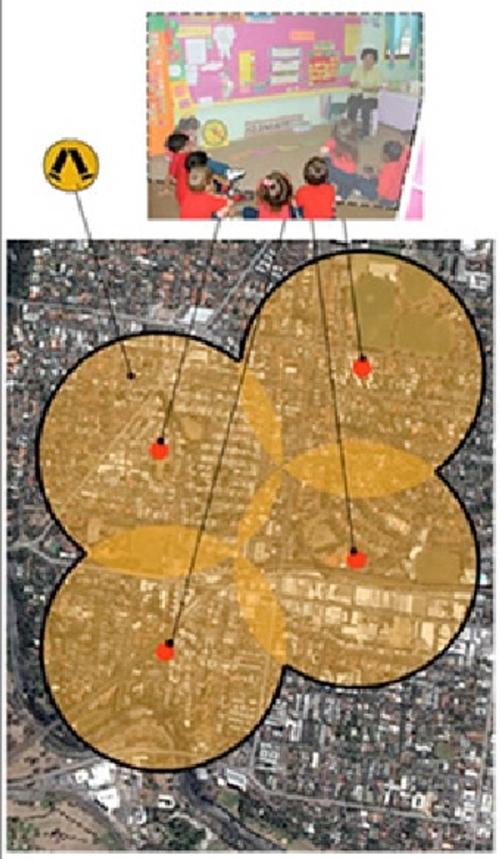 Quarter Schools concept in Melbourne