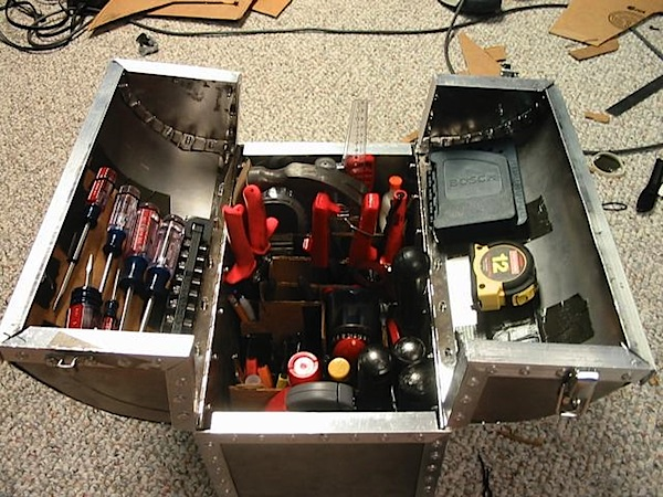 Ask MAKE: Kid's first toolbox