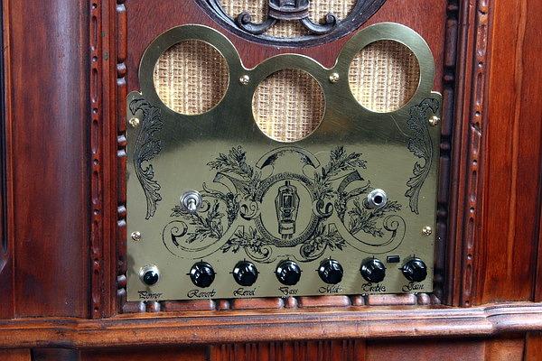 The Von Slatt guitar amp