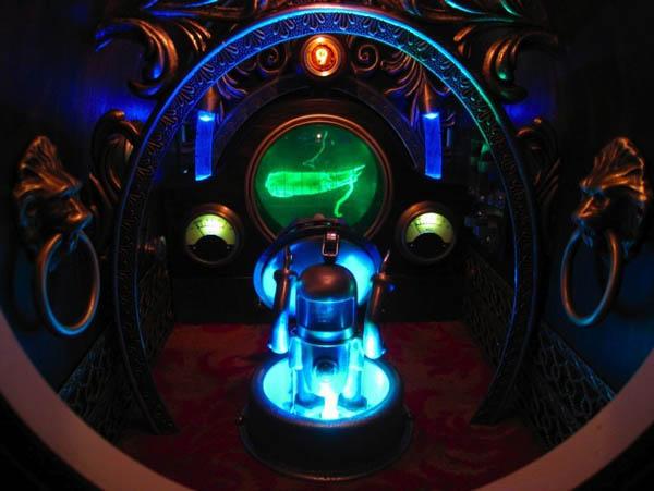 New Nemo Gould piece at Maker Faire