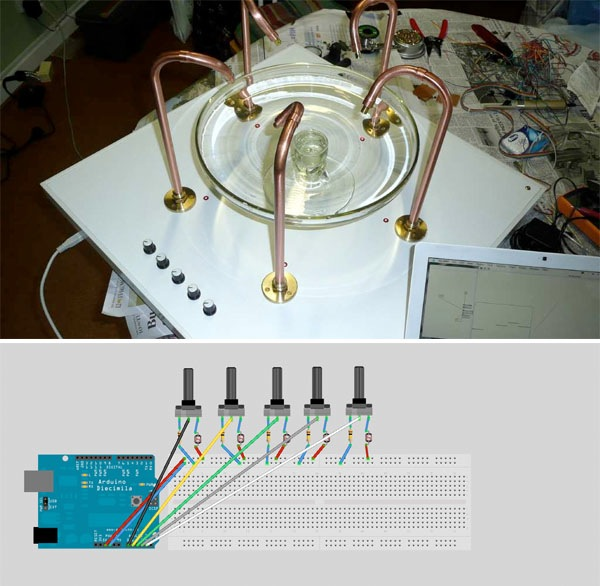 How-To: Build a Toriton water instrument