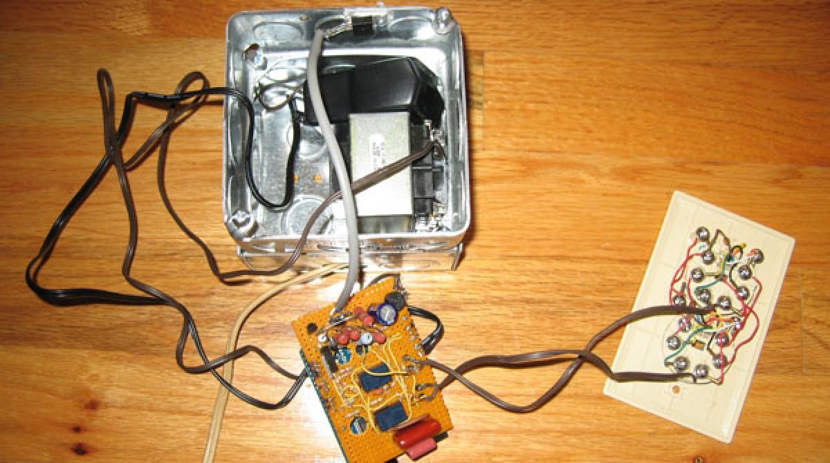 Arduino Based Telephone Intercom Make House Wiring Article Featured Image