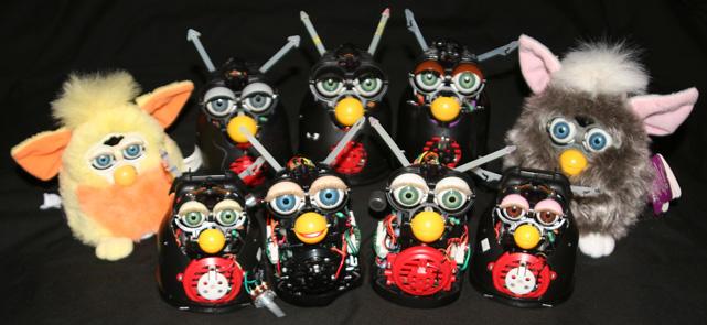 The Furby Youth Choir