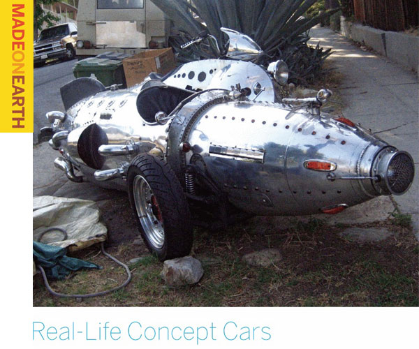 MADE ON EARTH: Real-Life Concept Cars