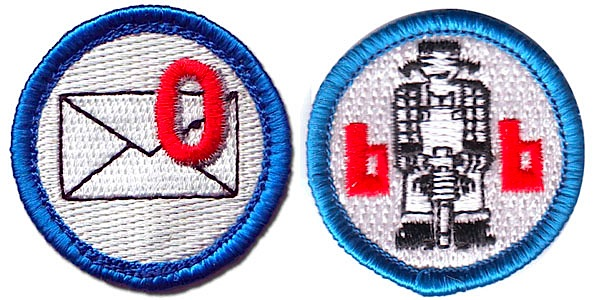 Arduino merit badge + big badge roundup