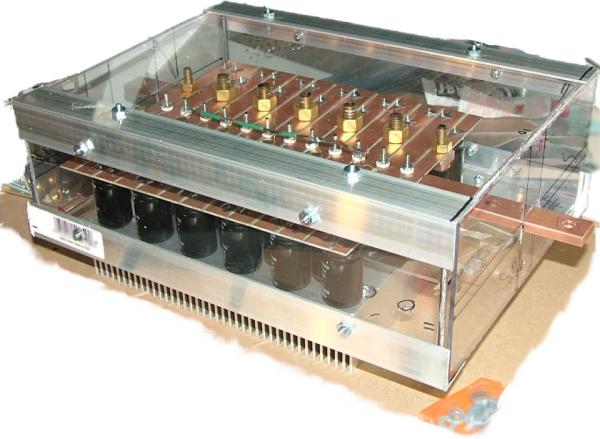 Open  source EV controller