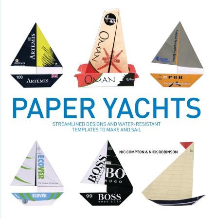 Paper Yachts book contest