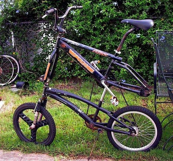 How-To: Portable tallbike