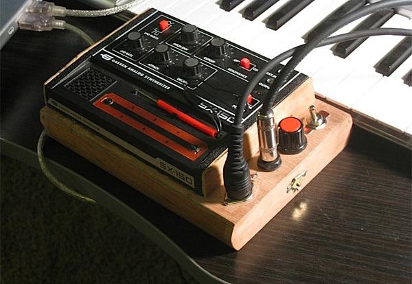 SX-150 in the studio