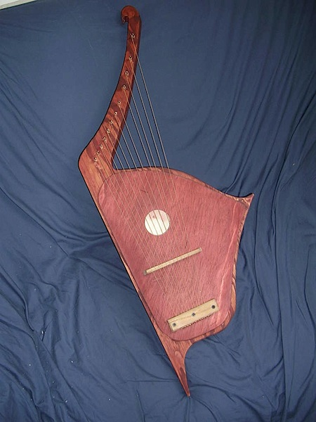 How-To: Acoustic Vulcan lyre