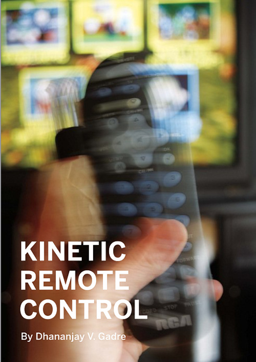 Weekend Project: Kinetic Remote Control (PDF)