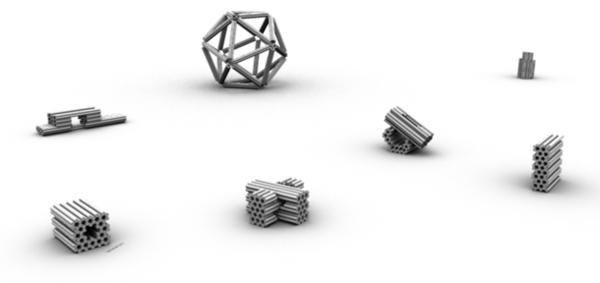 Open-source 3D DNA origami