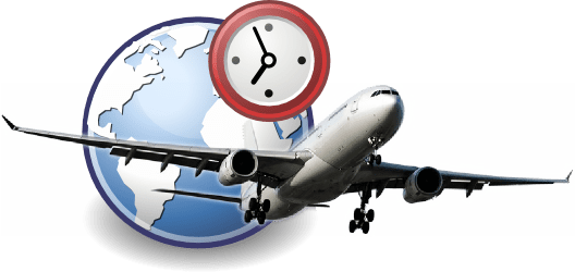 Crowdsourcing airport security wait times
