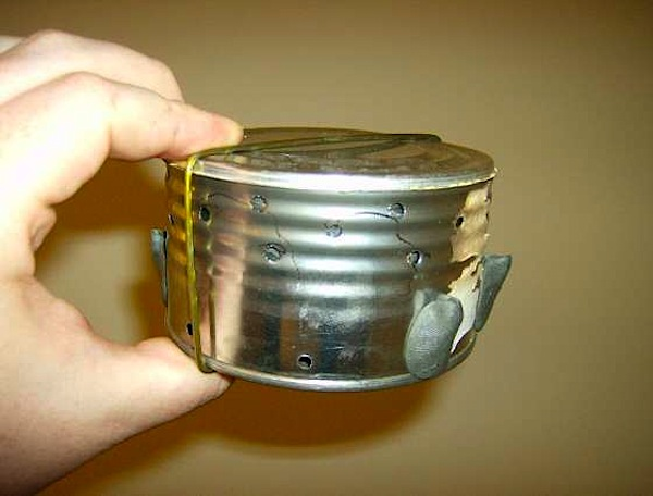 How-To: Improved pocket stove