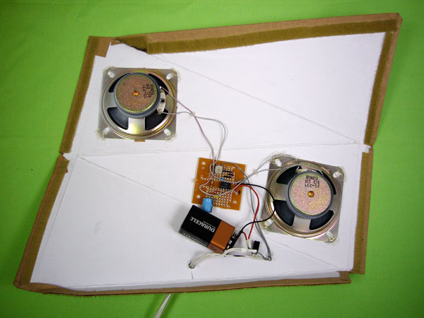 Flashback: Rock 'N' Roll speakers