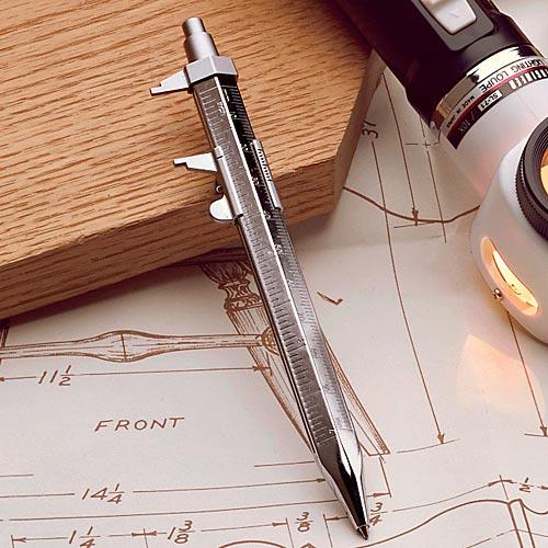 Caliper pen