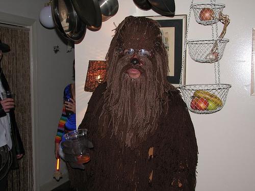 Worst. costume. evar.