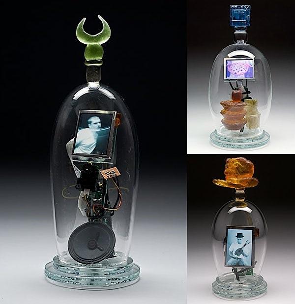 Digital reliquaries
