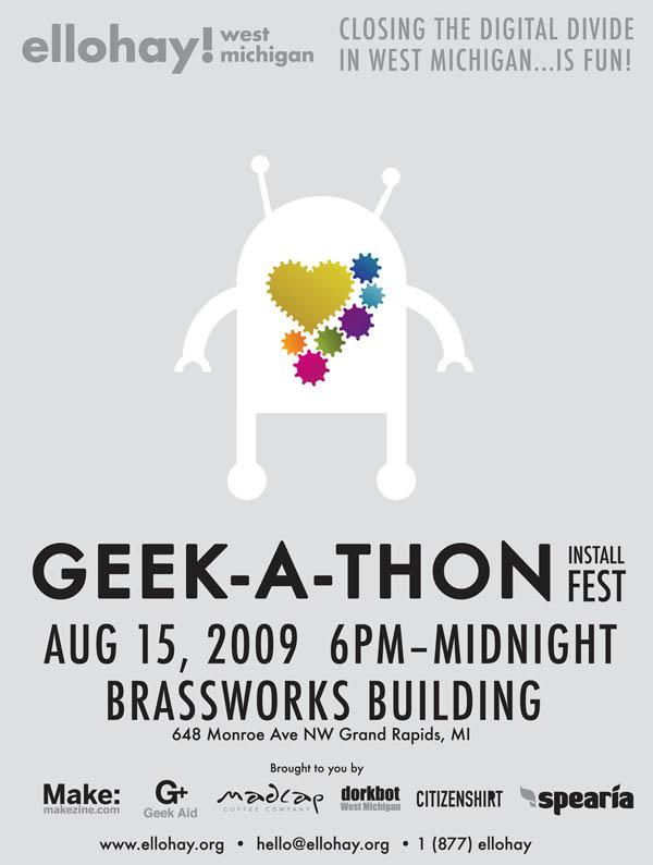 West Michigan Geek-a-Thon
