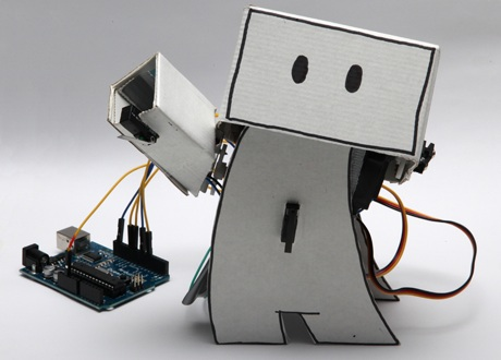 Building a robot army, one cuddly bot at a time…