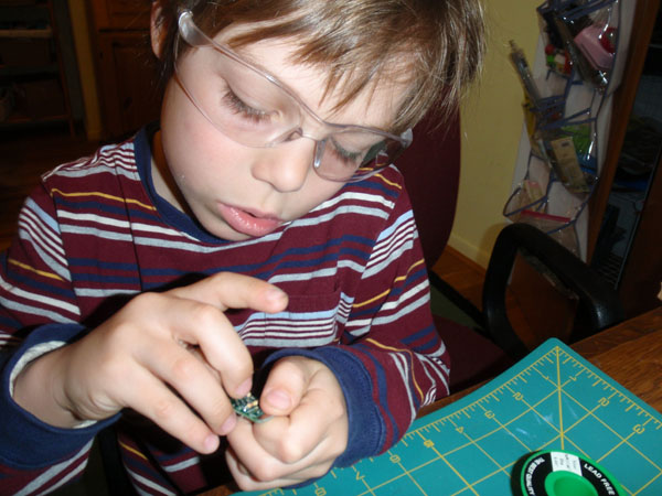 Don't forget your soldering challenge!