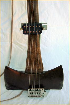 Monty Monty's modded instruments
