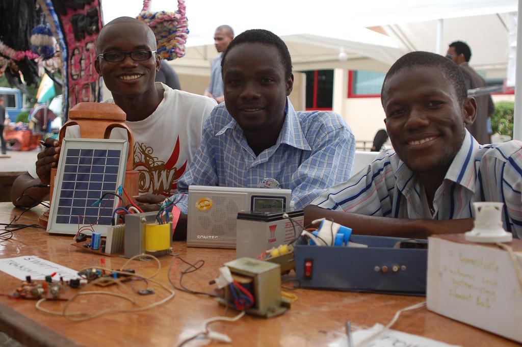 Radio maker faire africa make
