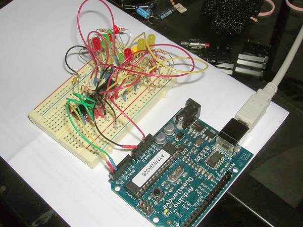 Arduino i2c I/O Expander