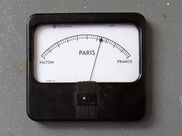 Paris 2007, a popularity meter