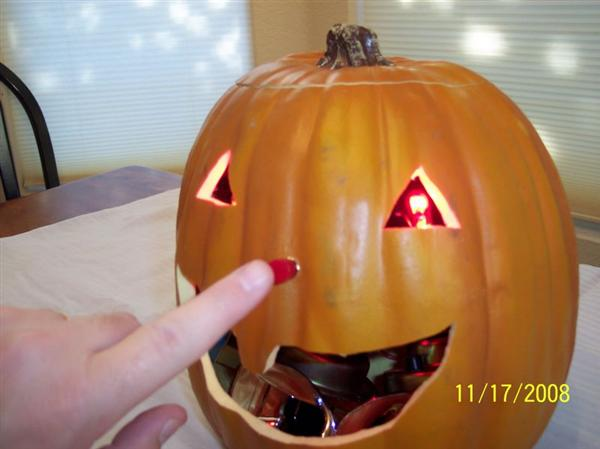 How-To: World's scariest Halloween prop