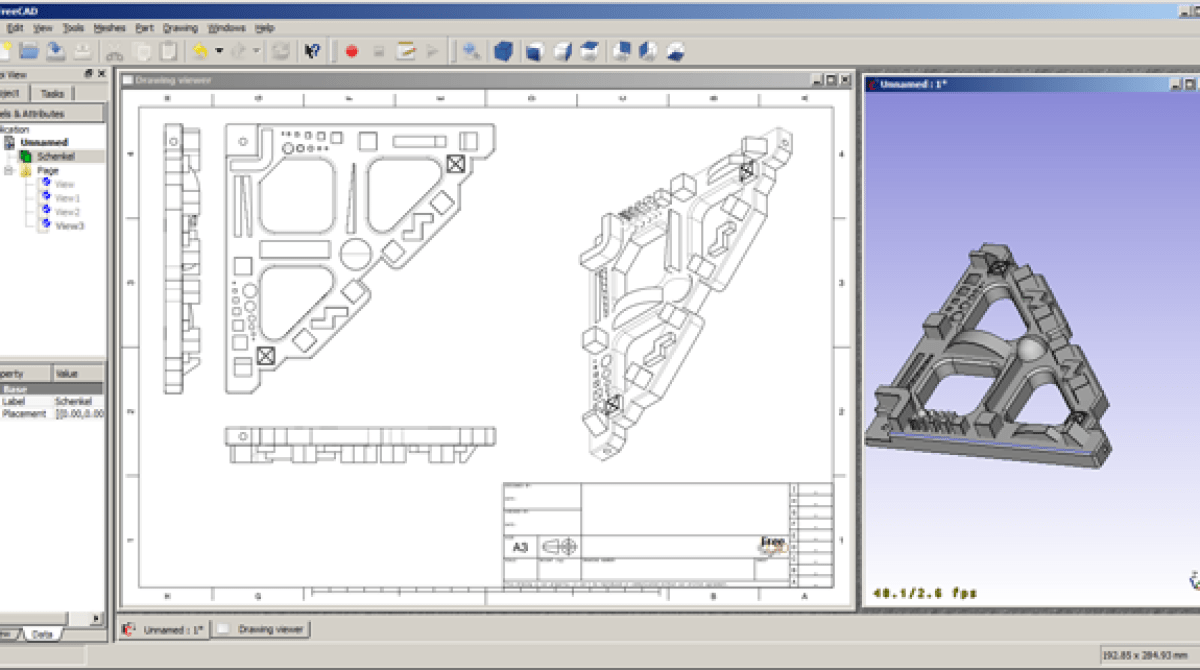 Free Cad Design Software | Freecad Open Source Design Software Make