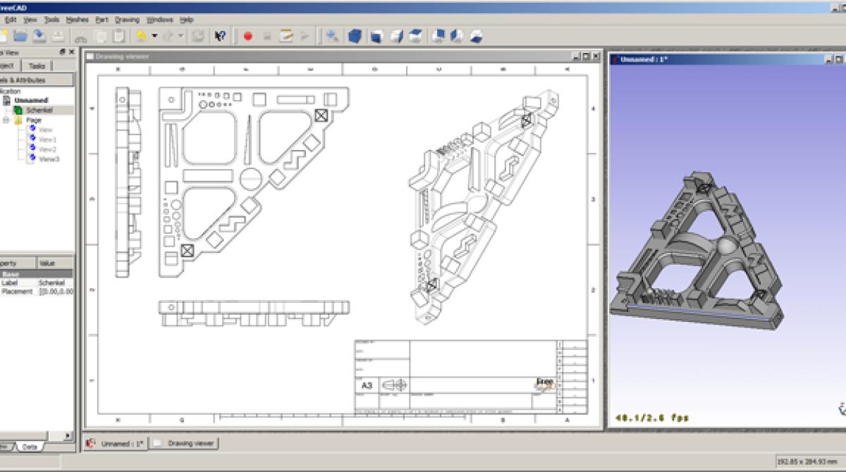 FreeCAD open source design software | Make: