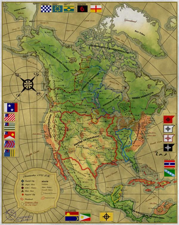 Fantasy cartography forum