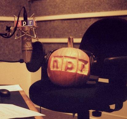 Mark Frauenfelder on NPR's Science Friday