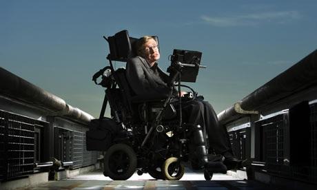 Stephen Hawking steps down as Lucasian Professor of Mathematics at Cambridge University