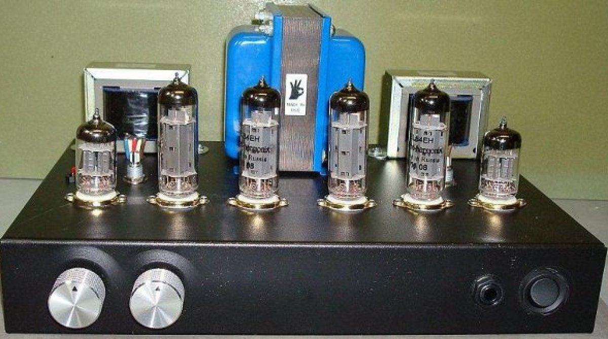 Diy stereo tube amp make article featured image solutioingenieria Gallery