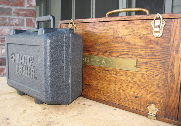 Toolboxes: now and then