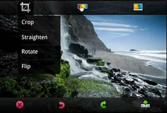 Photoshop mobile app for Android