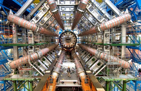 """""""Large Hadron Collider scuttled by birdy baguette-bomber"""""""