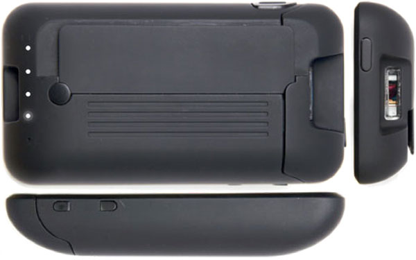 iPod touch POS system