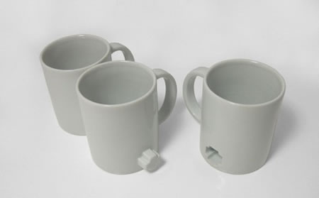 Linking mugs