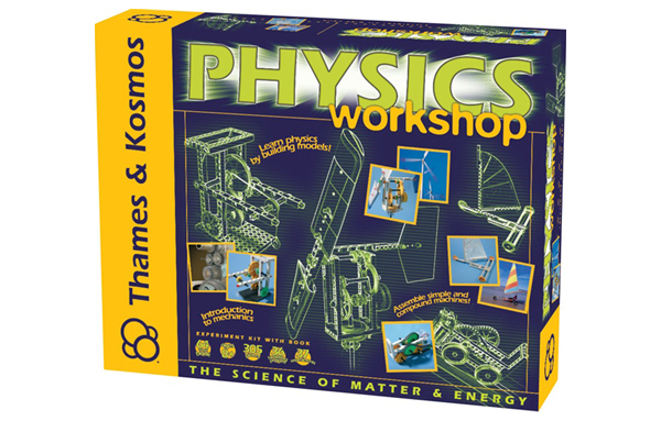 New in the Maker Shed: Physics workshop kit