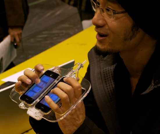 Mystery iPhone musical instrument – World's most expensive ocarina