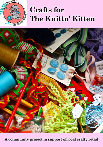 Crafts for The Knittn' Kitten E-Book Now Available