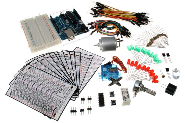 Make: Holiday Gift Guide 2009: All-Arduino!