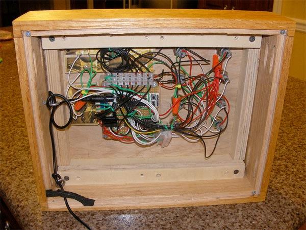 DIY elevator control panel with Arduino