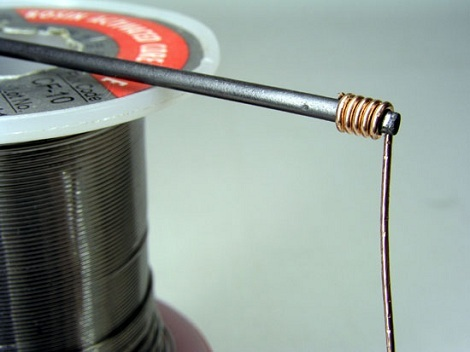How-To:  Make your own graphite resistors from pencil lead