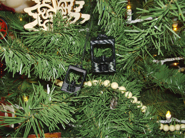 Print a MakerBot ornament with your MakerBot