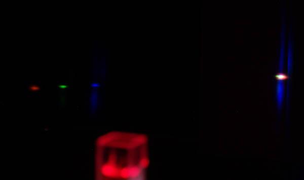 DIY Flashlamp-pumped organic dye laser